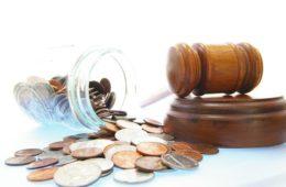 удержание долга по алиментам с заработной платы